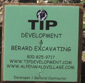 TIP Development and Berard Excavating