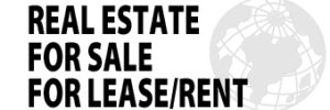 Real Estate For Sale, Lease and Rent
