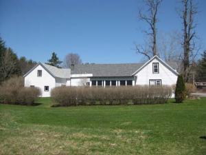 3. House, Sunroom, Barn