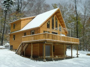 Luft Log Home