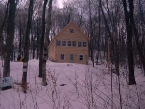 Strafaci Log Home